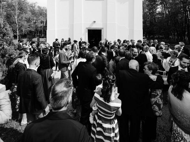 Il matrimonio di Leonardo e Viviana a Mossa, Gorizia 18