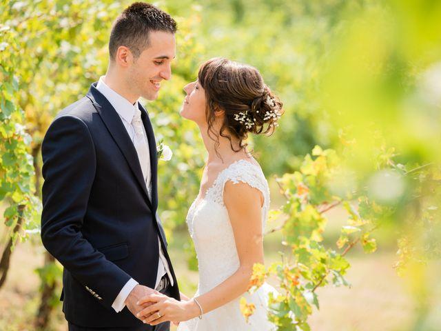 Il matrimonio di Leonardo e Viviana a Mossa, Gorizia 19