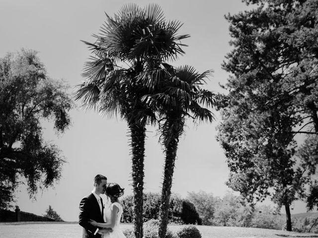 Il matrimonio di Leonardo e Viviana a Mossa, Gorizia 25