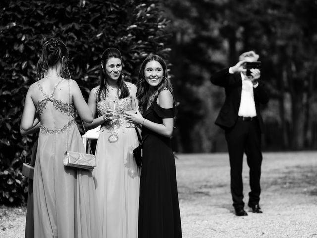 Il matrimonio di Leonardo e Viviana a Mossa, Gorizia 27