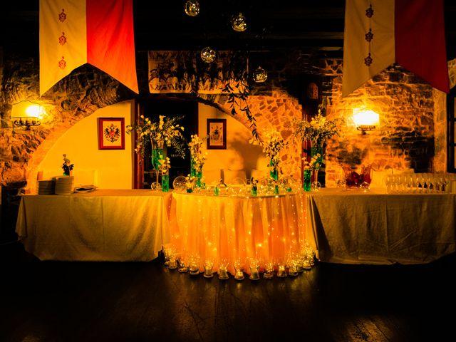 Il matrimonio di Leonardo e Viviana a Mossa, Gorizia 29