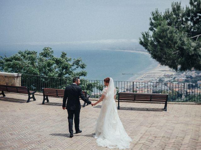 Il matrimonio di Giovanni e Francesca a Vasto, Chieti 13