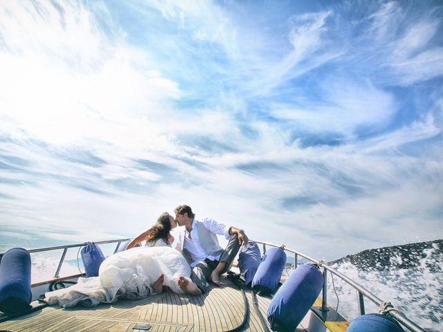 Il matrimonio di Antonella e Luca a Stromboli, Messina 13