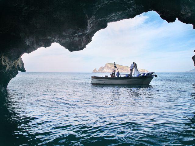 Il matrimonio di Antonella e Luca a Stromboli, Messina 19