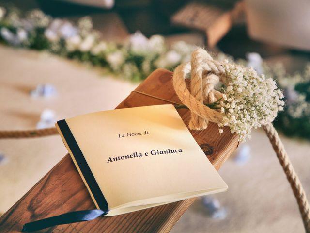 Il matrimonio di Antonella e Luca a Stromboli, Messina 24