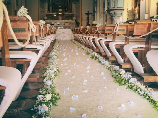 Il matrimonio di Antonella e Luca a Stromboli, Messina 25