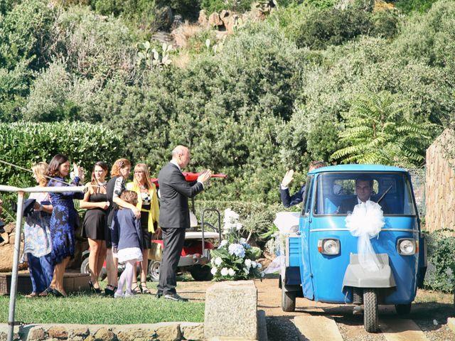 Il matrimonio di Antonella e Luca a Stromboli, Messina 28