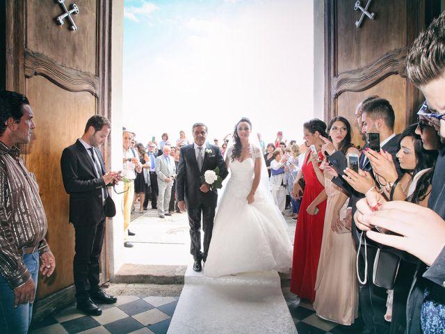 Il matrimonio di Antonella e Luca a Stromboli, Messina 36