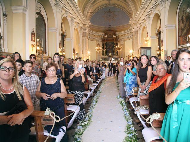 Il matrimonio di Antonella e Luca a Stromboli, Messina 37