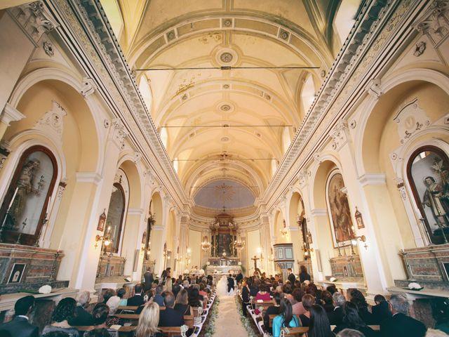 Il matrimonio di Antonella e Luca a Stromboli, Messina 39