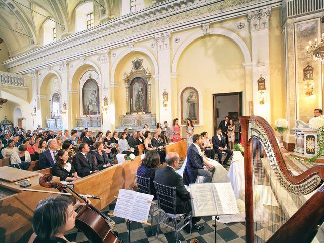 Il matrimonio di Antonella e Luca a Stromboli, Messina 40