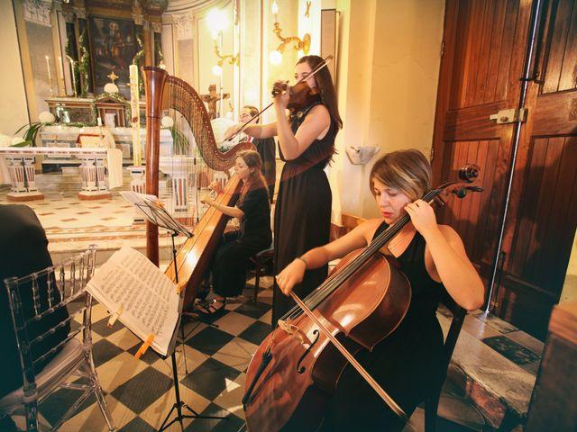Il matrimonio di Antonella e Luca a Stromboli, Messina 41