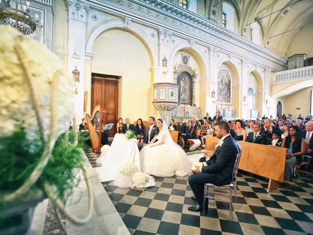 Il matrimonio di Antonella e Luca a Stromboli, Messina 42