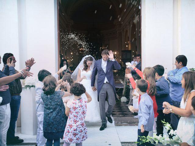 Il matrimonio di Antonella e Luca a Stromboli, Messina 44