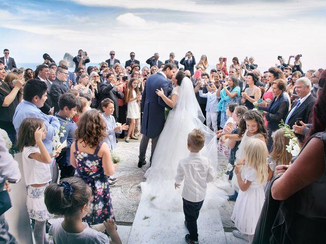 Il matrimonio di Antonella e Luca a Stromboli, Messina 45