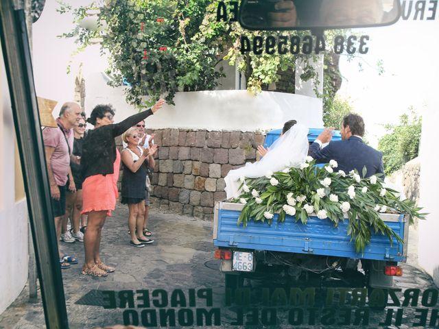 Il matrimonio di Antonella e Luca a Stromboli, Messina 47