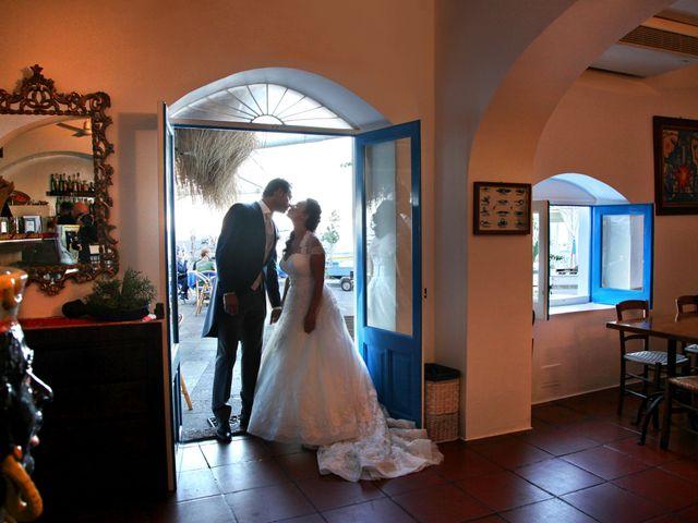 Il matrimonio di Antonella e Luca a Stromboli, Messina 66
