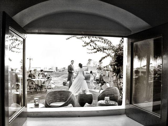 Il matrimonio di Antonella e Luca a Stromboli, Messina 67