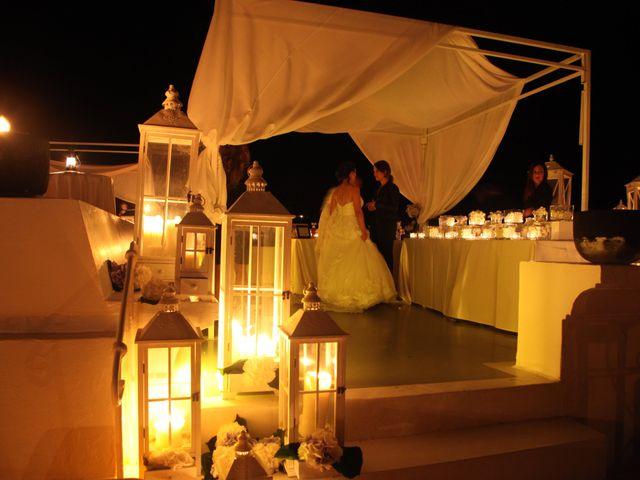 Il matrimonio di Antonella e Luca a Stromboli, Messina 84