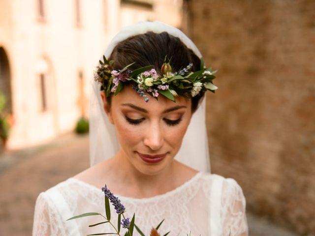 Il matrimonio di Tommaso e Margherita a Certaldo, Firenze 4