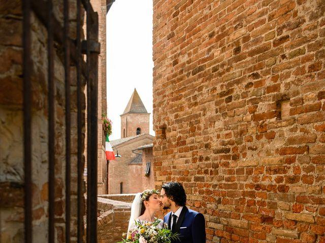 Il matrimonio di Tommaso e Margherita a Certaldo, Firenze 5