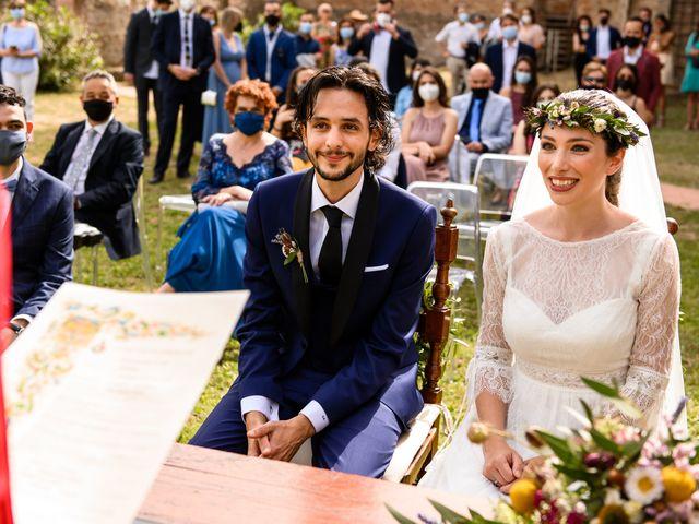 Il matrimonio di Tommaso e Margherita a Certaldo, Firenze 7