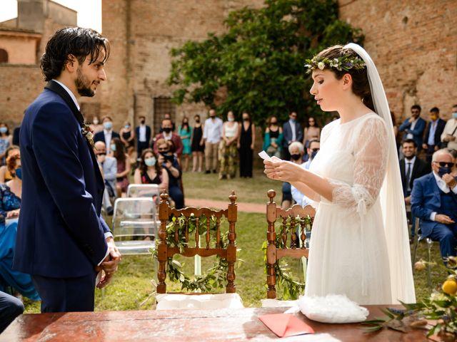 Il matrimonio di Tommaso e Margherita a Certaldo, Firenze 9