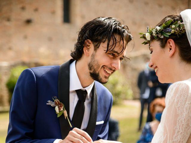 Il matrimonio di Tommaso e Margherita a Certaldo, Firenze 11