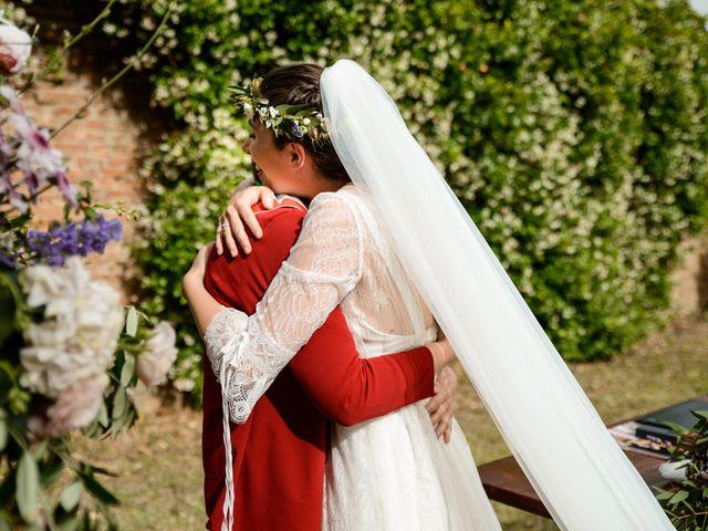 Il matrimonio di Tommaso e Margherita a Certaldo, Firenze 12