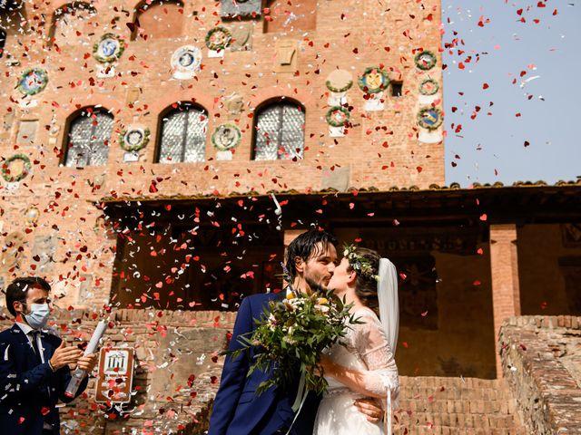 Il matrimonio di Tommaso e Margherita a Certaldo, Firenze 14
