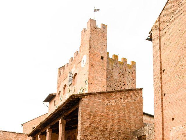 Il matrimonio di Tommaso e Margherita a Certaldo, Firenze 15