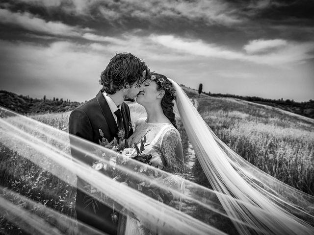 Le nozze di Margherita e Tommaso