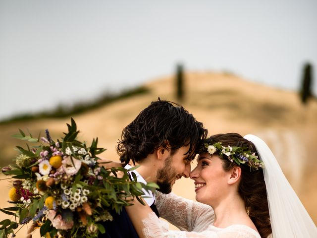 Il matrimonio di Tommaso e Margherita a Certaldo, Firenze 16