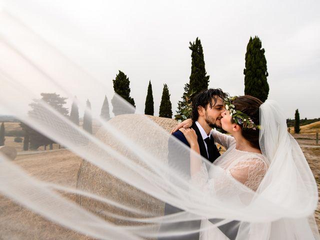 Il matrimonio di Tommaso e Margherita a Certaldo, Firenze 17