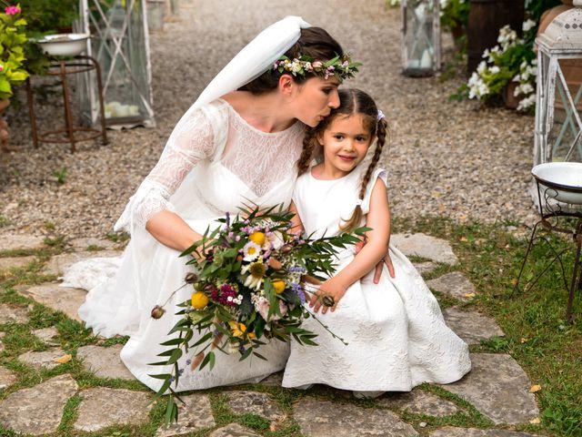 Il matrimonio di Tommaso e Margherita a Certaldo, Firenze 18