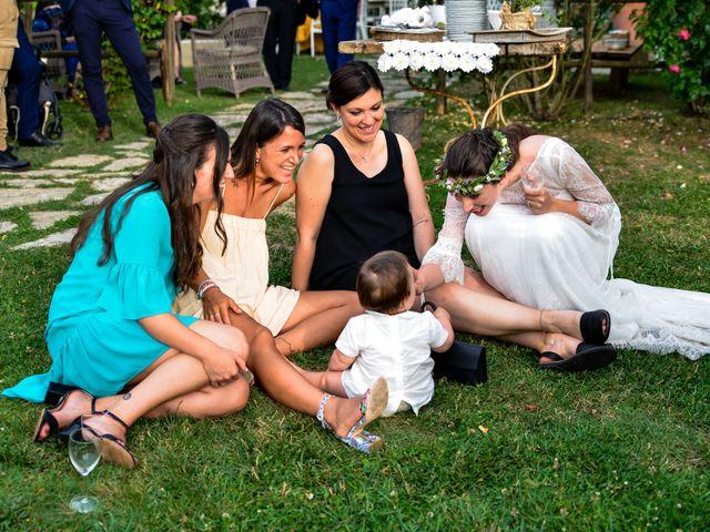 Il matrimonio di Tommaso e Margherita a Certaldo, Firenze 20