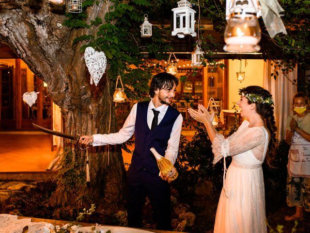 Il matrimonio di Tommaso e Margherita a Certaldo, Firenze 23