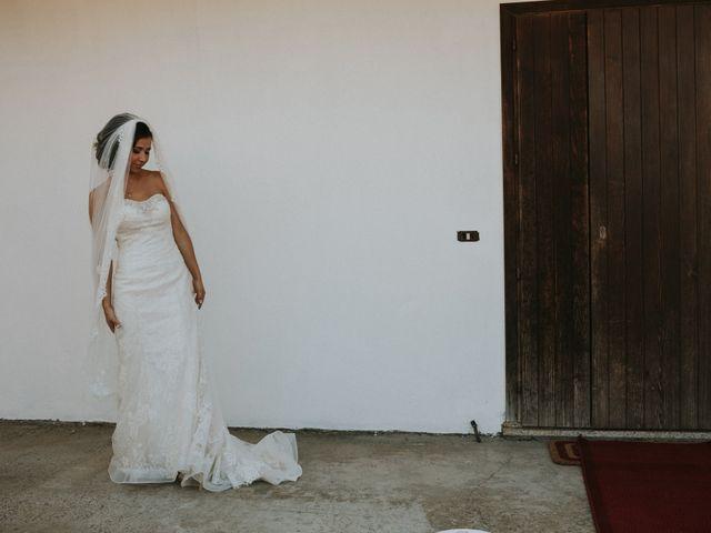Il matrimonio di Federico e Irene a Oristano, Oristano 9