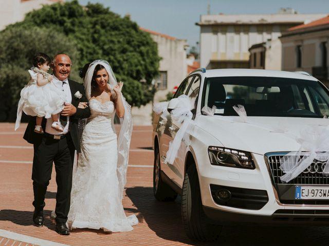 Il matrimonio di Federico e Irene a Oristano, Oristano 10