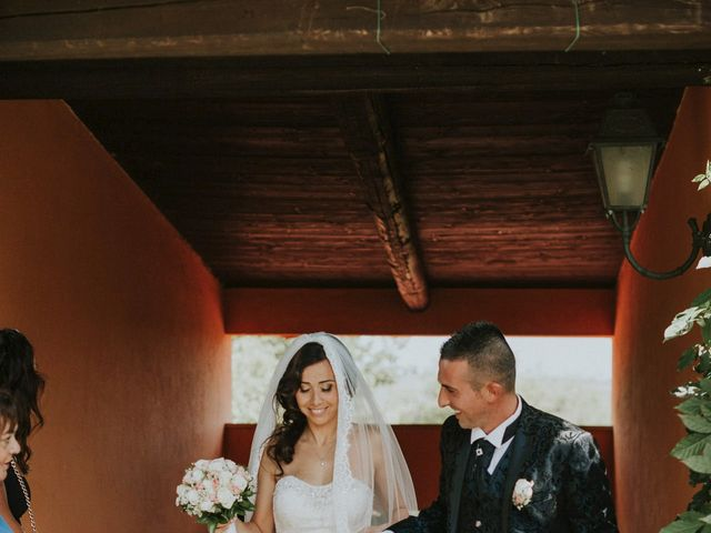 Il matrimonio di Federico e Irene a Oristano, Oristano 15