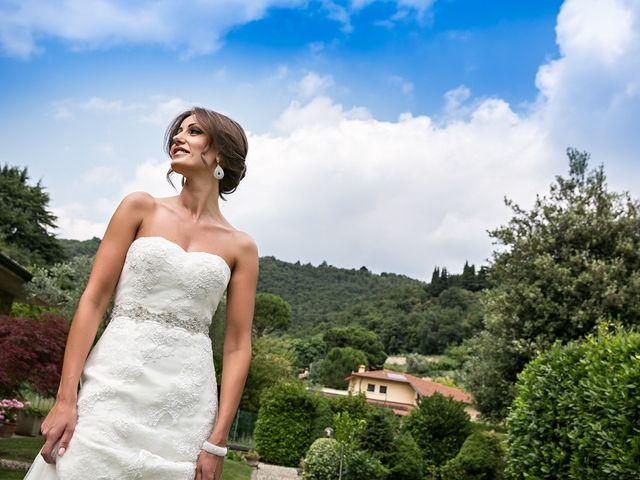 Il matrimonio di Daniele e Isabella a Rodengo-Saiano, Brescia 7