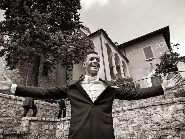 Il matrimonio di Daniele e Isabella a Rodengo-Saiano, Brescia 10