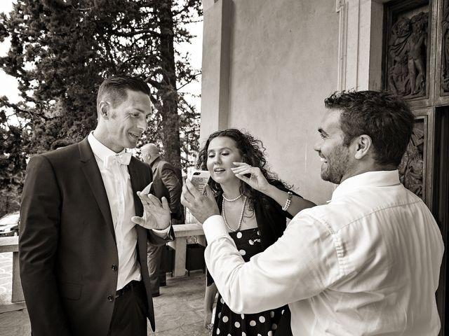 Il matrimonio di Daniele e Isabella a Rodengo-Saiano, Brescia 11