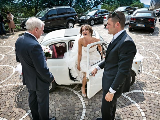 Il matrimonio di Daniele e Isabella a Rodengo-Saiano, Brescia 15