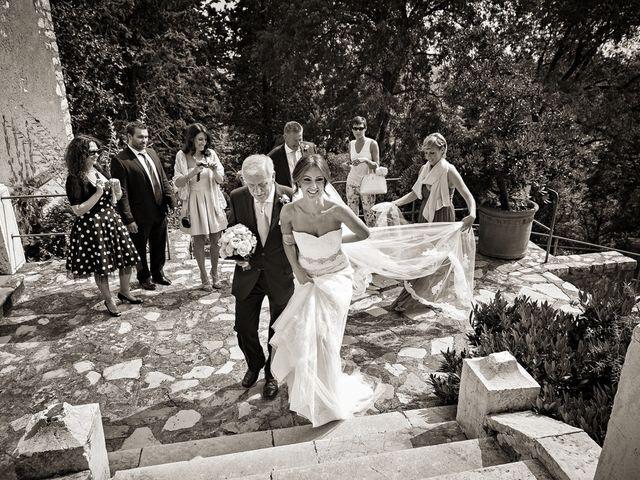 Il matrimonio di Daniele e Isabella a Rodengo-Saiano, Brescia 16