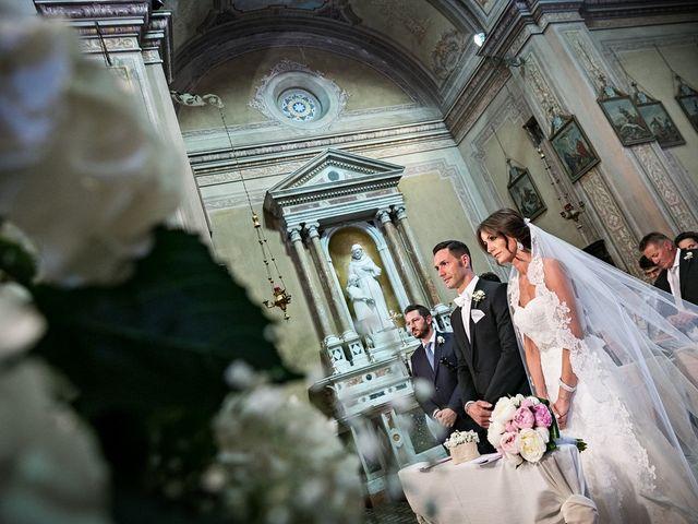 Il matrimonio di Daniele e Isabella a Rodengo-Saiano, Brescia 17