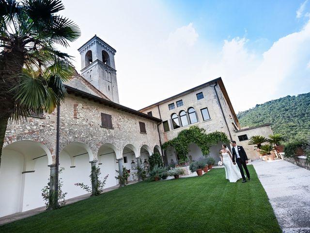 Il matrimonio di Daniele e Isabella a Rodengo-Saiano, Brescia 19