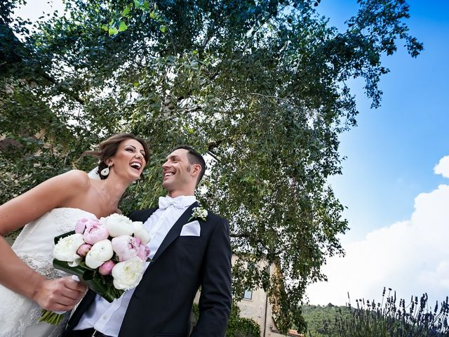 Il matrimonio di Daniele e Isabella a Rodengo-Saiano, Brescia 20