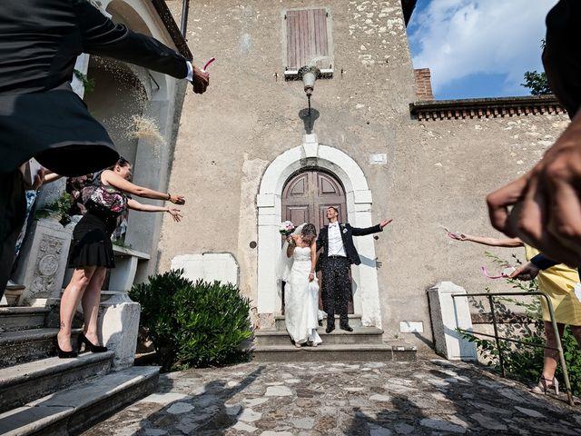 Il matrimonio di Daniele e Isabella a Rodengo-Saiano, Brescia 21