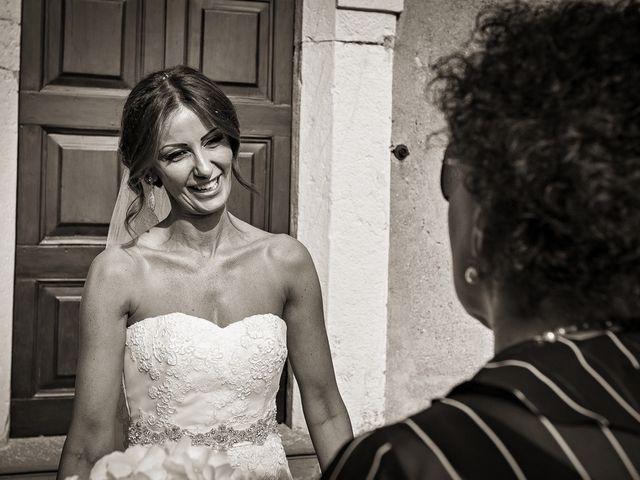 Il matrimonio di Daniele e Isabella a Rodengo-Saiano, Brescia 22